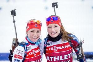 Paulína Fialková (vľavo) a jej sestra Ivona Fialková.
