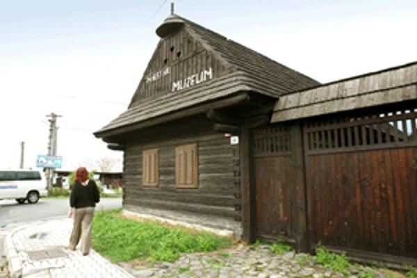 Múzeum v Závadke nad Hronom.