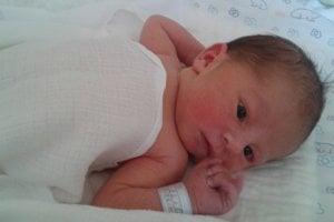 Matúš Richtárik (3290 g, 48 cm) sa narodil 12. januára Simone a Róbertovi z Novej Dubnice. Doma už majú dcérku Lindu.