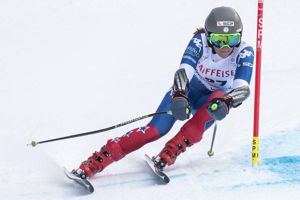 Barbora Kantorová obsadila 28. miesto.