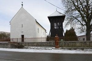 Kostol v Čečejovciach.