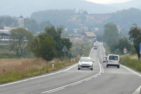 Rýchlostná cesta odľahčí súčasnú štátnu cestu I/50.