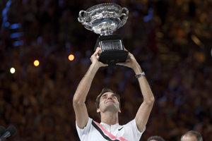 Roger Federer získal dvadsiaty grandslamový titul.