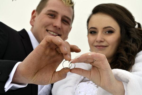 V Poprade sú v obľube i svadby v Tatrách.