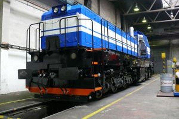 Zmodernizovaná lokomotíva ČME 3 už slúži v Odese.