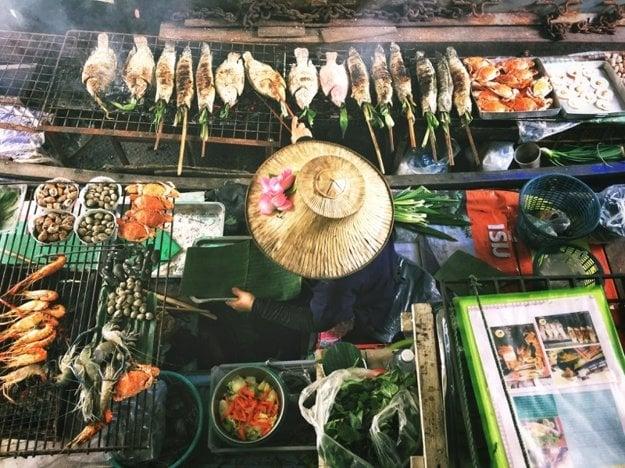 Thajská kuchyňa je jednou z najznámejších na svete.