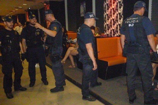 Z policajnej akcie
