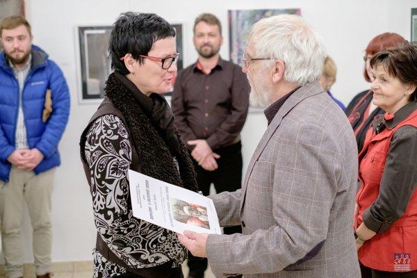 Hlavnú cenu získala Monika Sabo.