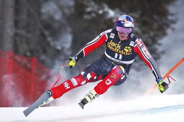 Kanadský lyžiar Erik Guay sa nepredstaví na ZOH v Pjongčangu.