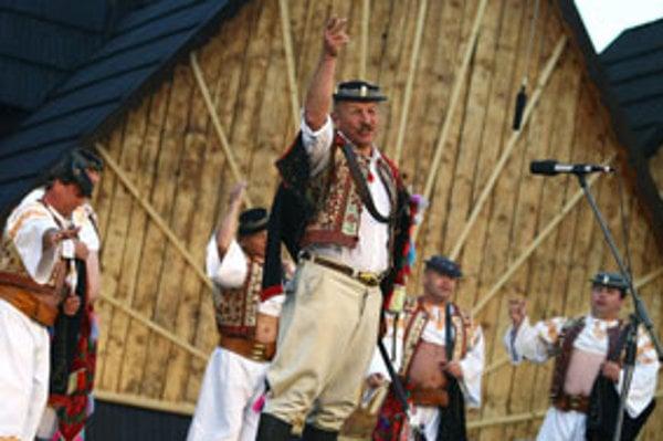 Folklórny sviatok pod Poľanou potrvá tri dni.