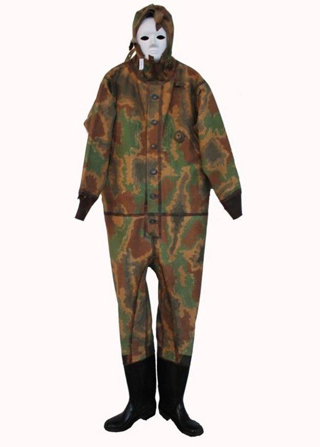 Potápačský oblek Michelin Fatra.