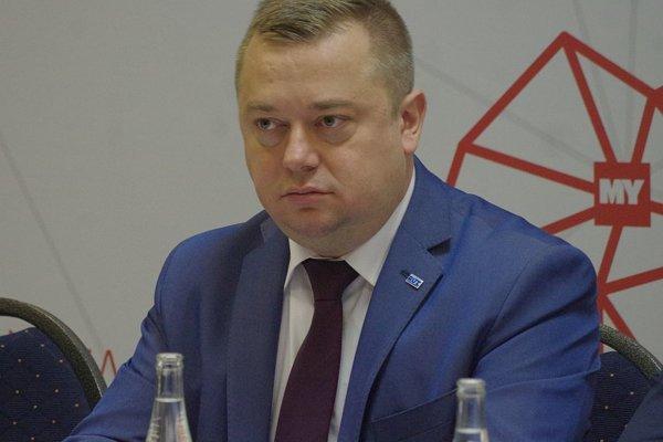 Martin Hošták, tajomník Republikovej únie zamestnávateľov.