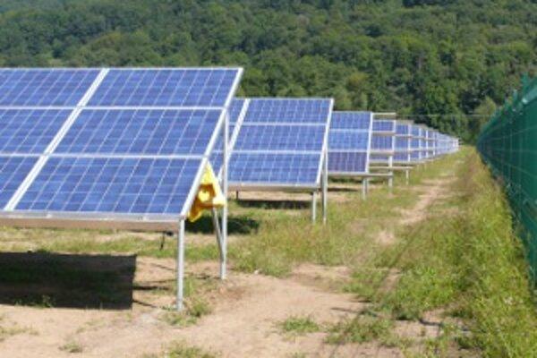 Priemyselný park bude vyrábať elektrickú energiu.