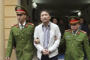 Trinh Xuan Thanh v rukách vietnamských úradov.