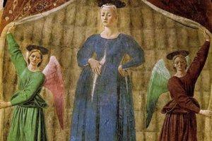 Tehotenské šaty v stredoveku
