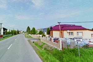 Obec Zemplínska Široká. Ústavný sudca možno zavíta tiež na Dolný Zemplín.