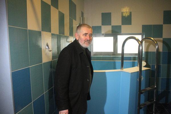 Novotný je ohľadom otvorenia saunového sveta v polovici februára skeptický.