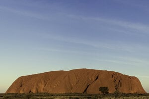 Austrália. Uluru