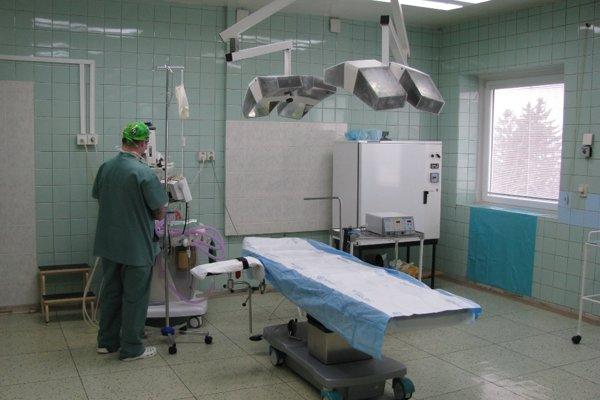 V žilinskej nemocnici sa narodilo viac detí.