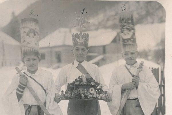 Betlehemci z Tajova - prvá polovica 20. storočia