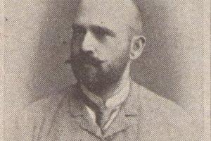 László Hammersberg, župan Abovsko-turnianskej župy.