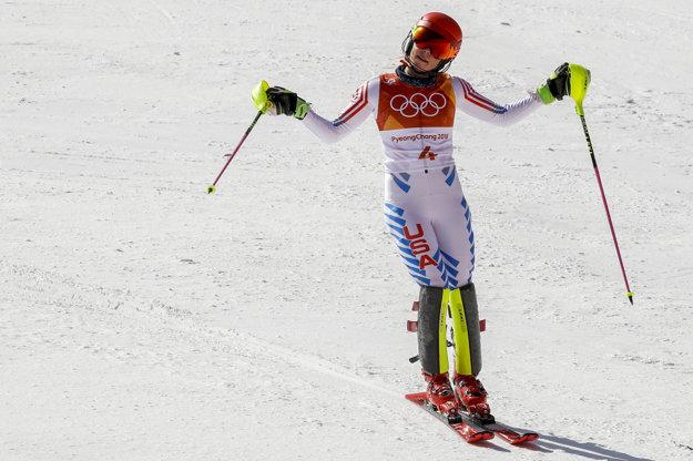 Mikaela Shiffrinová štartovať v tímovej súťaži nebude.