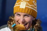 Kuzminová má už aj zlatú medailu, odovzdala jej ju Barteková