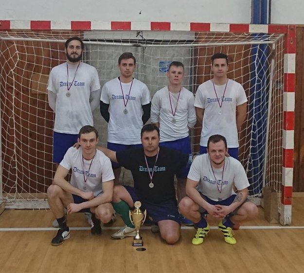 2. miesto - Dream Team.