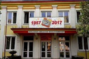 Základná umelecká škola. Vlani oslávila 60. výročie.