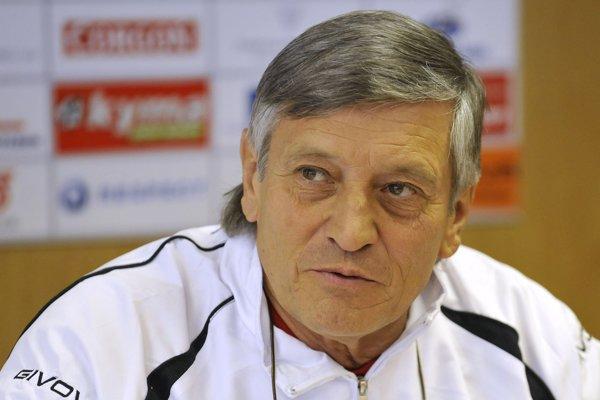 Na snímke Dušan Radolský