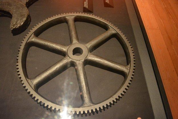 Ozubené koleso.