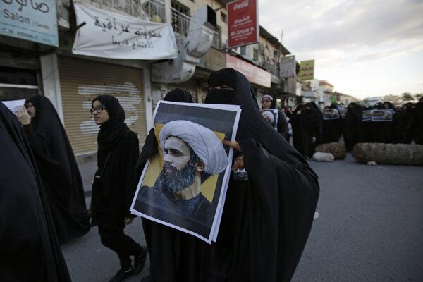 Napätie medzi Iránom a Saudskou Arábiou vyvolala poprava šiitskeho duchovného.
