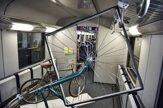 Umenie vo vlaku. Špeciálnym spojom môžete cestovať aj z Bratislavy