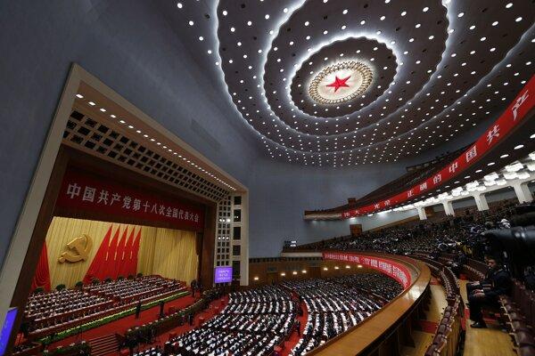 Homosexualita nie je v Číne protizákonná, ale manželstvá osôb rovnakého pohlavia nie sú povolené.