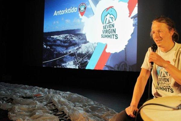 Jedným z hostí Univerzitných dní bude Juraj Ďurifuk Koreň, ktorý sa nedávno vrátil z dobrodružnej cesty v Antarktíde.