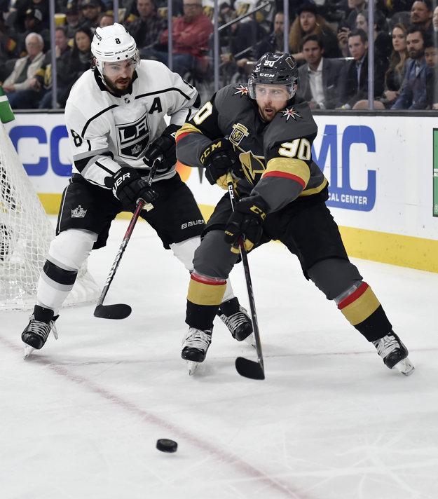 Tomáš Tatar zažil premiéru v drese Vegas Golden Knights.