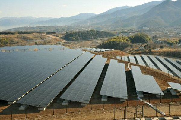 Solárna elektráreň. (ilustračno foto)