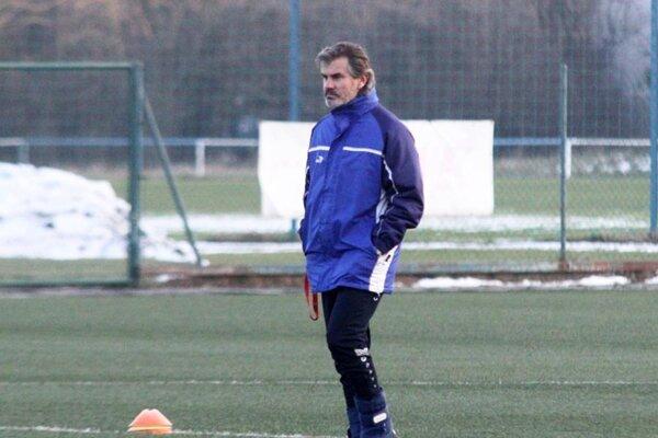 Tréner Barborík pracuje s výrazne pozmeneným tímom.