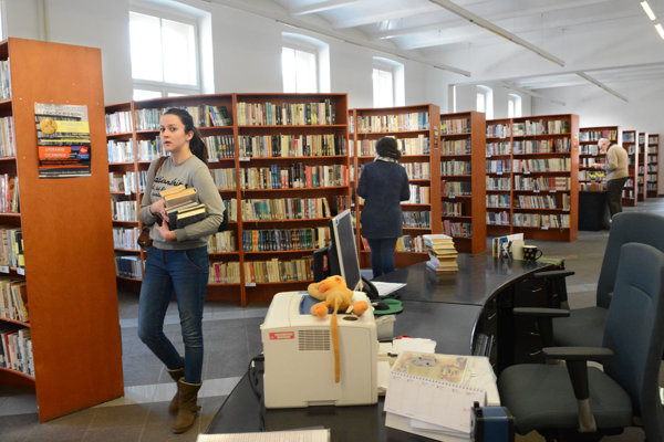 200 000 kníh. Na svoje si príde skutočne každý.