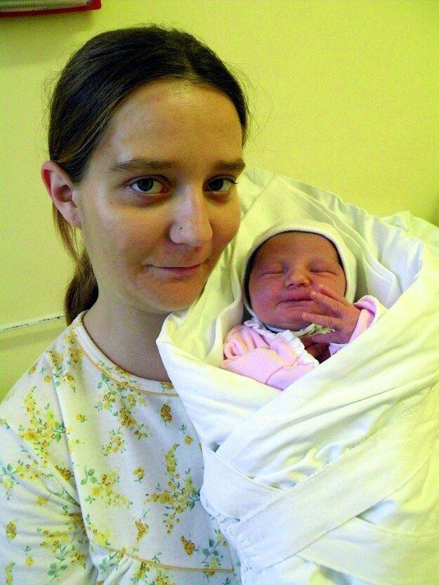 Simona Sojková s dcérou Sofiou.