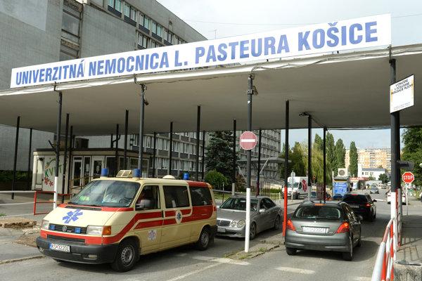 Silné postavenie mal Smer najmä v Univerzitnej nemocnici Louisa pasteura v Košiciach.