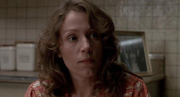 Frances McDormandová vo filme Horiace Mississippi