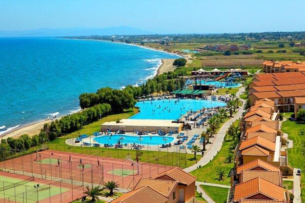 Hotel Labranda Marine Aquapark Resor 4*