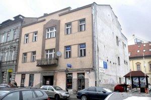 Predmet sporu: dom na Mäsiarskej ulici.