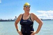 Zuzana Jusková by si rada opäť sama preplávala La Manche.