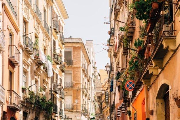 Ulice Cagliari