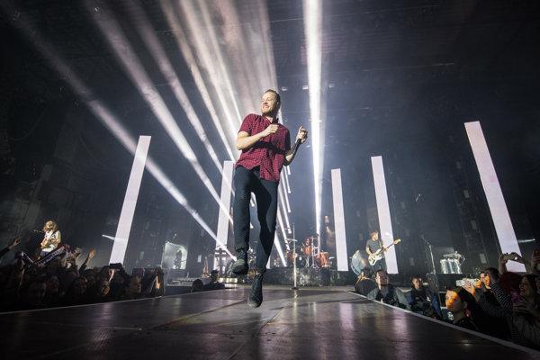 Imagine Dragons vyhrali v roku 2014 cenu Grammy za najlepšie rockové vystúpenie.