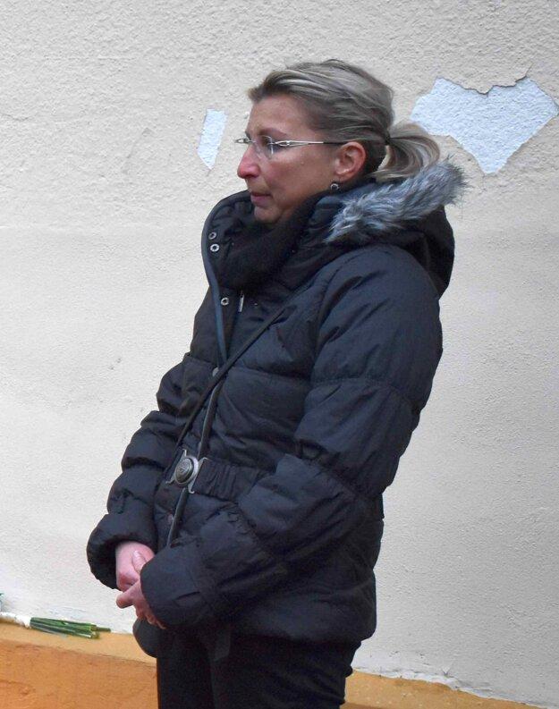 Mária Galánková.