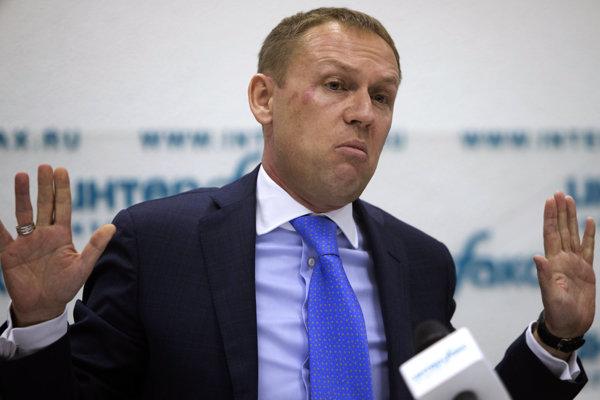 Alexander Lugovoj popiera, že zabil Litvinenka.