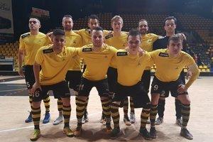 Futsalisti ŠK Makroteam Žilina vstúpili do play-off extraligy.